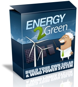 Build your own solar power and wind power system